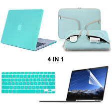 "For MacBook Air Pro 11 13 15""  Matte Hard Case+ Keyboard Cover+ Screen Protector"