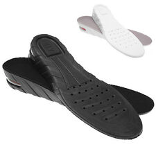 """1pairs 1.18""""up increase height black white comfort air cushion insole shoe lifts"""