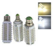 1pcs E27 7W 108 LED Pure White Corn Spot Light Lamp Bulb 220V Z9J1