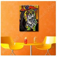 POSTER Or STICKER Decals Vinyl Weeping Woman Pablo Picasso Posters