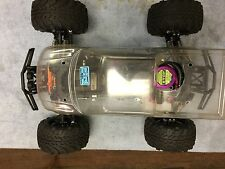 HPI Racing Savage X Nitro 4WD Monster truck