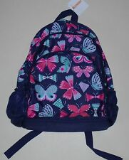Gymboree Girls Butterfly Backpack Lunchbox NWT