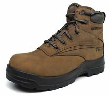 "Mens & Womens Rockport® Works 6"" More Energy Adiprene® By Adidas® Work Boots Sz"