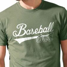 Baseball Dad Mens cool t shirt baseball gift fathers day gift funny t shirts