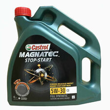 Engine Oil Castrol Magnatec Stop-Start 5W-30 C3 Fully Synthetic 4 or 1 Litre