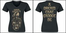 OFFICIAL Amon Amarth A Dream That Cannot Be WOMEN T-Shirt Death Metal Viking