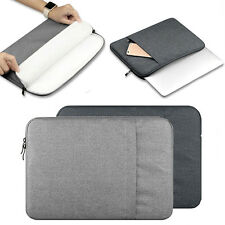 "For MacBook 13 15"" inch Sleeve Notebook Laptop Carry Bag Case Zipper Pouch Cover"