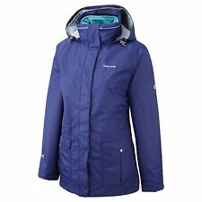 Craghopper Ladies Marissa 3in1 Jacket (Size: 8, 12, 14, 16, 18)