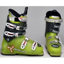 Ski boot Occasion Junior Nordica Supercharger green grey