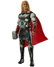 Avengers Age Of Ultron Deluxe Thor Mens Costume