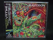 MASTODON Once More 'Round The Sun JAPAN CD Today Is The Day Lethargy Evisceratio