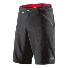Troy Lee Designs Skyline MTB/Trail Cycling Shorts w/Liner - Black - All Sizes