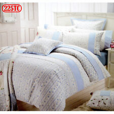 225TC ASHBY ROSE King Quilt Doona Cover Set OR Sheet Set OR Cushion OR Eurocases