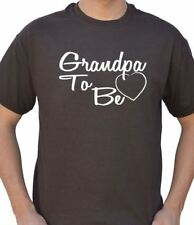 Grandpa To Be Men's T-Shirt cool tshirt designs funny tees funny tee
