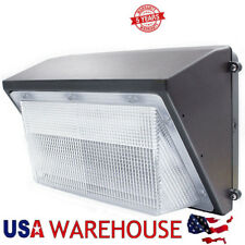 100W 125Watt LED Wall Pack Lighting Outdoor 5500K Cool White UL Listed US Ship