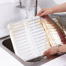 Oil Kitchen Splash Guard Cooking Splatter Anti Frying Shield Cover Screen Pan