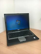 WINDOWS 7 DELL LATITUDE D620 CHEAP LAPTOP CORE 2 DUO 2GB WIFI 120GB HDD FREE PP