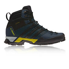 Adidas Terrex Scope Mens Blue Black Waterproof Gore Tex Walking Hiking Shoes