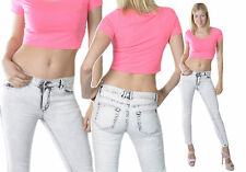 260 Ladies Röhrenjeans Hipster Jeans Jeans Trousers Tube Skinny
