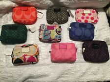 NWT & EUC COACH Park- Snake Print & Signature Folding Totes (Assorted Styles)