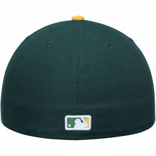 New Era Oakland Athletics MLB Authentic Collection 59FIFTY On Field Cap NewEra