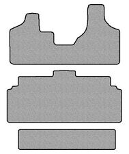 2005-2007 Chrysler Town & Country 3 pc Set Factory Fit Floor Mats (Stow N Go)