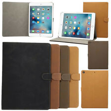 """Luxury Slim Stand Leather wake/sleep Cover Smart Case For New iPad Pro 9.7"""" 2017"""
