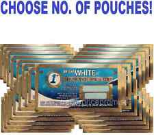 1 HOUR EXPRESS PROFESSIONAL TEETH WHITENING STRIPS ENAMEL SAFE (CHOOSE AMOUNT)