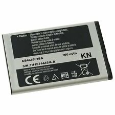 NEW SAMSUNG OEM AB463651BA BATTERY FOR COMEBACK SGH-T559 MESSAGER II 2 SCH-R560