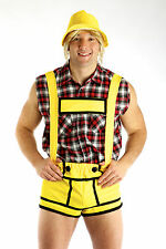 Bruno Lederhosen Film Costume and Hat, Stag  Party, Stag Do