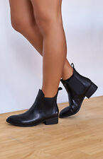 New Women's Windsor Smith Grinded Boots