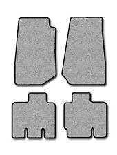 2007-2014 Jeep Wrangler Unlimited 4 pc Set Factory Fit Floor Mats