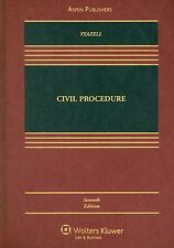 Civil Procedure by Stephen C. Yeazell (2008, Hardcover, Seventh Edition)