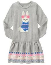 NWT Gymboree Snowflake fun Bunny Sweater Dress SZ 4,5,6,7,8.10 Girls