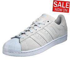Adidas Originals Superstar RT Mens Classic Casual Retro Trainers Halblu Grey