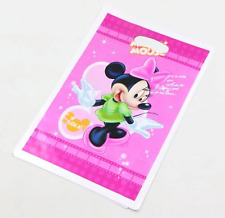 NEW Pack of 6 Disney Minnie Mouse Themed Party Loot Bag Lolly Bags