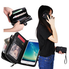 iPhone Wallet Case Flip Leather Magnetic Wallet Cover For iPhone 5/6/7