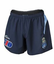 NSW Blues State of Origin Mens NRL Playing Shorts BNWT Rugby League Clothing