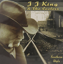 KING,JJ & THE COOLERS-SOUTHERN STYLE (UK)  CD NEW