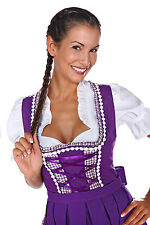1264 - 3 pc Dirndl Dress Trachten Oktoberfest 4,6,8,10,12,14,16,18,20,22
