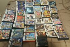 NO GAMES!!! HUGE LOT OF REPLACEMENT NINTENDO DS CASES AND MANUALS NO GAMES!!!