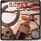 Under Influence of Bad People  by Screw 32 (CD-1997, Fat Wreck Chords)