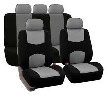 Universal Car Seat Cover full set Sedans Seat Covers Seat protection (9 Piece)