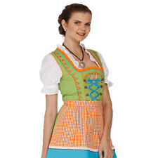 1305 - 3 pc Dirndl Dress Trachten Oktoberfest 4,6,8,10,12,14,16,18,20,22
