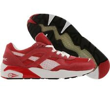 $108 Puma R698 Mesh regal red white cardinal 348290-02 sz 11