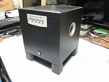 "Yamaha 8"" 150 watt Powered Subwoofer System Model YST-SW215 Excellent Condition!"