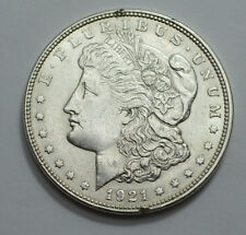 1921-P  MORGAN  Dollar VERY NICE Silver Old US Coin , NO RESERVE !!!