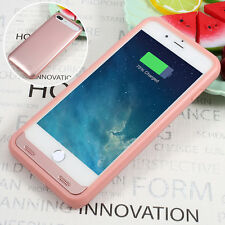 IFANS MFI 4000mAh Backup Battery Pack Power Bank Charger Case for iPhone 7 Plus