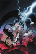 Thor: God of Thunder #10 Cover: Odin, Gorr Poster by Ribic, Esad Wall Decor Home