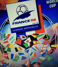Panini FIFA World Cup 1998 France 98 Stickers PICK FROM LIST all Very good .
